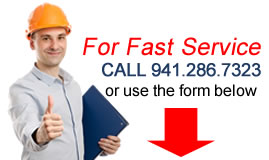Call For Fast Service